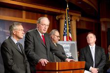 Rockefeller talks FAA after Senate votes to pass the bill.